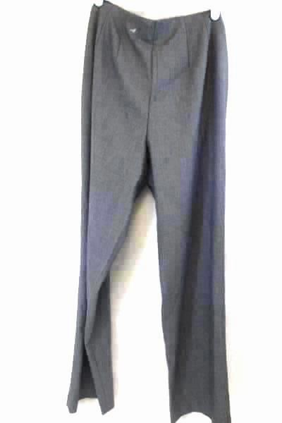 Grey Gray Dress Pants by Coldwater Creek Women's Size P4