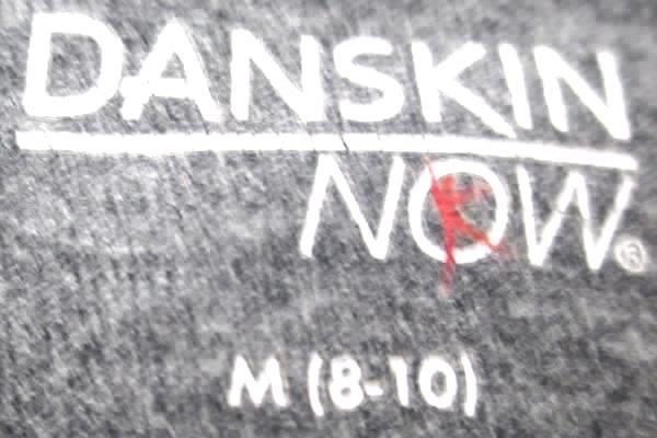 Lot of 2 Nike Danskin Womens Concordia Shirt Capri Leggings Blue Grey White Sz M
