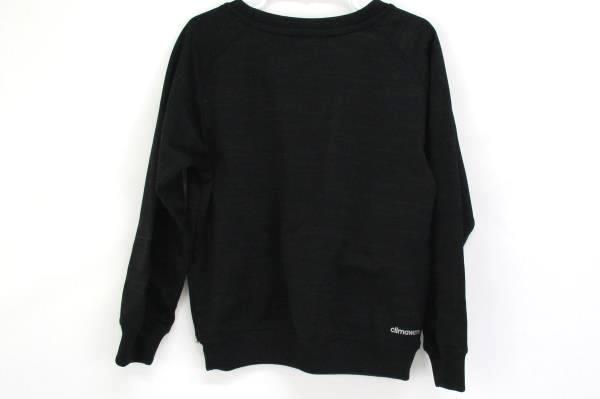 Adidas NBA Youth Black Crew Neck Sweatshirt Portland Trailblazers Sz Medium 5-6