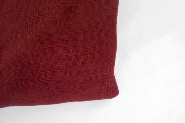 "60"" x 82"" Elegant Burgundy Tablecloth Table Decor Holiday Christmas Seasonal"