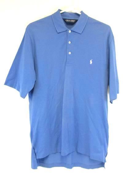 Ralph Lauren Polo Golf Shirt Blue Men's Size Small *Oregon Golf Club*