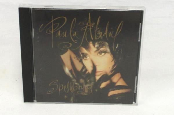 Paula Abdul CD Album Spell Bound 11 Songs
