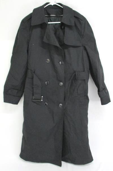 All Weather Women DSCP Garrison Collection Perfect Fit Overcoat Coat Jacket 14R