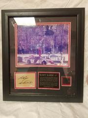 NASCAR Kasey Kahne LE Signed Plaque 43/109 COA Framed 2006 Commemorative
