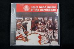 Steel Band Music of the Carribbean Jamaican Steel Band SEALED CD