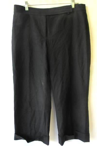 Pants by Ann Taylor- Black, Woman's Size 10