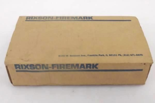 Rixson-Firemark 998 Wall Mounted Electromagnetic Door Holder With Instructions