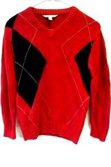 Boys Sweater Multi-Colored by Arizona Jean Co in Size 8 S/CH
