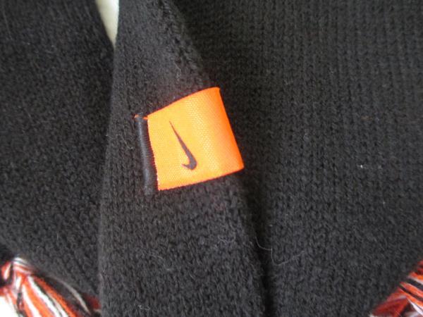 Nike  OSU Beavers Scarf  Black & Orange Collegiate Licensed Product