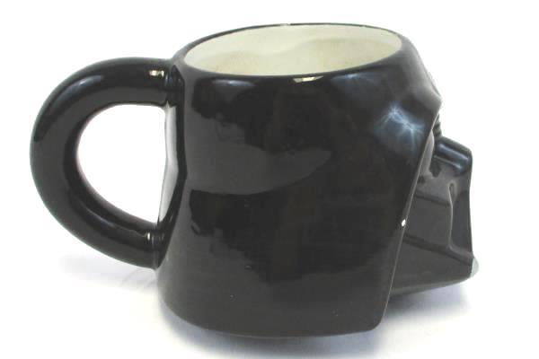 Galerie Star Wars Coffee Drink Candy Mug Darth Vader 2005 Ceramic Sculpted Cup