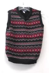 Boys Sweater Vest Multi-Color by Cherokee 100% Cotton Size 5T