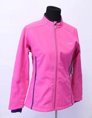 NEW Asics Berry Color Ultra Runner Jacket - Women's Medium - Original Tags