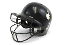 Schutt 2898 Pro-Guard Softball Batters Helmet with Face Guard OSFA Black