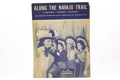 BING CROSBY ANDREWS SISTERS Along The Navajo Trail Sheet Music Leeds Music 1945