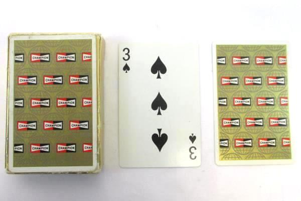 Vintage Lot of Playing Cards Champion Spark Plug Co Zenith Pinochle Gemaco Rail