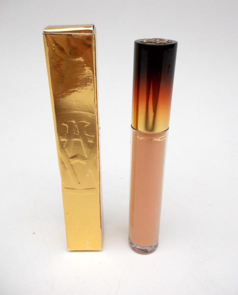 "MAC Cosmetics MONOGRAM LUXE Limited Ed Lip Gloss ""Distinguished"" NIB ~ RARE!!!"
