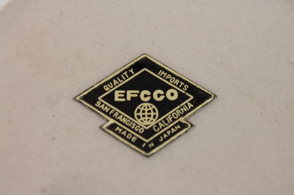 Vintage EFCCO Ceramic Stein Tankard Mug San Simeon, CA Hearst Monument