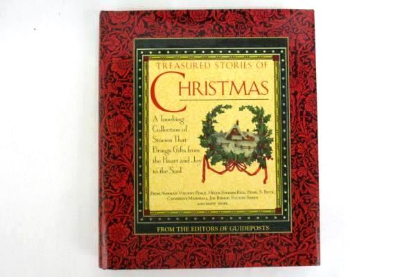 Treasured Stories of Christmas A Touching Collection of Stories