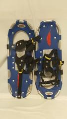 Red Feather Aluminum Frames Blue Silver Snowshoes Shoes TX35