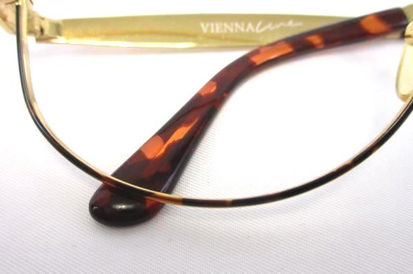 Vienna Line Eyeglass Frames Made In Italy with Hard Protective Case