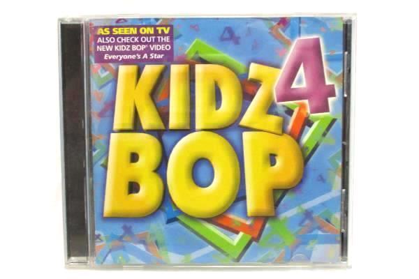 Kidz Bop 4 & Kidz Bop 5 McDonald's Happy Meals CD