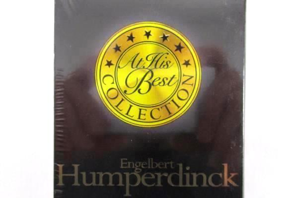 """Engelbert Humperdinck """"At His Best Collection"""" 2 Cassettes Set NEW IN PACKAGE"""