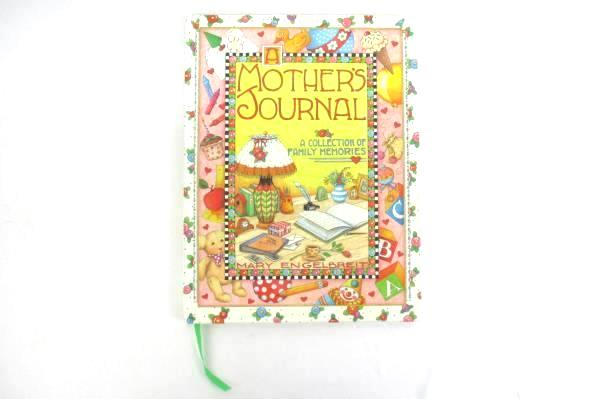 A Mother's Journal: A Collection Family Memories - Mary Engelbreit Hardcover