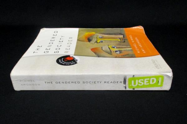 The Gendered Society Reader 4th Edition Kimmel Aronson SC 2011 Oxford Univ