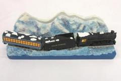 Polar Express Hallmark 4x6 Photo Holder Base Missing Glass Replace