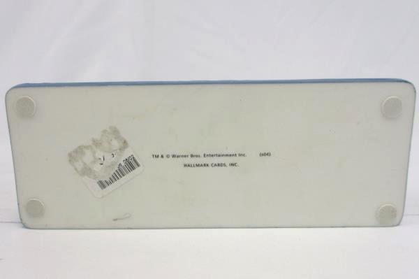 Polar Express Hallmark 4x6 Photo Holder Base Missing Glass Replace