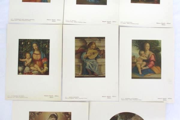 Capolavori della Pinacota di Brera Portfolio Prin Renaissance Color Plates Italy