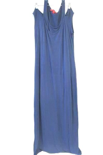 Dress by Belle Gray Lisa Rinna Navy Blue Women's Size SP Thin Strap Halter