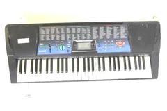 Vintage Casio CTK-511 61 Note Keyboard 100 Song Bank w/ Built-In Speakers