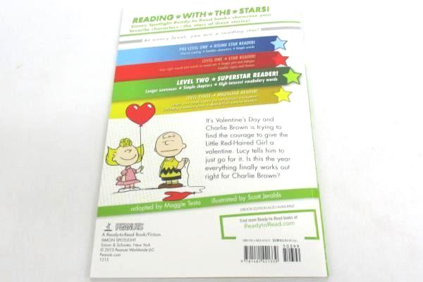 Happy Valentine's Day, Charlie Brown! Ready-to-Read, Level 2 Charles Schulz