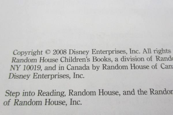 2008 My Hero Bolt Step into Reading Step 2 With Help Preschool Grade 1
