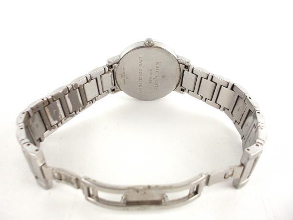 KATE SPADE Gramercy Grand Pearl Dial Crystal Accent Ladies Watch 1YRU 0095