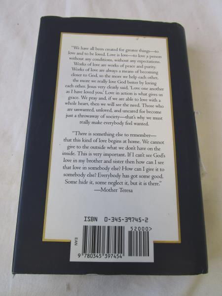 Mother Teresa: A Simple Path By Lucinda Vardey, Ballantine Books N.Y