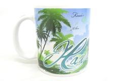 2010 HAWAII Ceramic Coffee Mug Cup Island Waves Hawaii Designed for ABC Stores