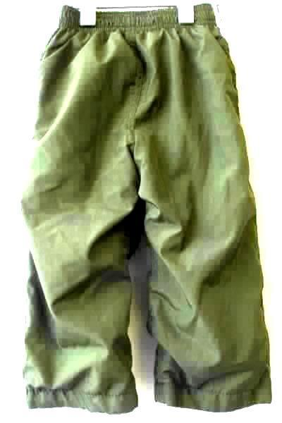 Toddler Boy's Green Sweat Pants By Osh Kosh Size 18M