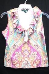 Lot of 2 Girls Dresses By Baby Gap & Epic Threads Sz 5 Multicolor Floral Ruffles