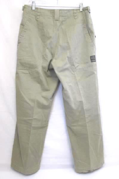 Carpenter Pants by Old Navy Solid Beige Men's Size 31 X 30 w/ Pockets Long