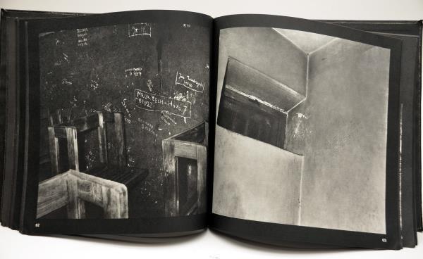 Bramy Tragedii Concentration Camp Photography By Adam Kaczkowski 1989 Hardcover