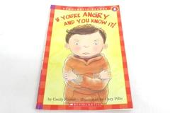 If You're Angry And You Know It by Cecily Kaiser School Reader Lvl 2 Scholastic