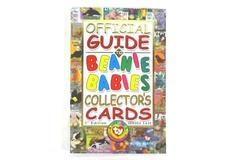 Official Guide to Beanie Babies Collector's Cards By Ty Inc. 1st Edition