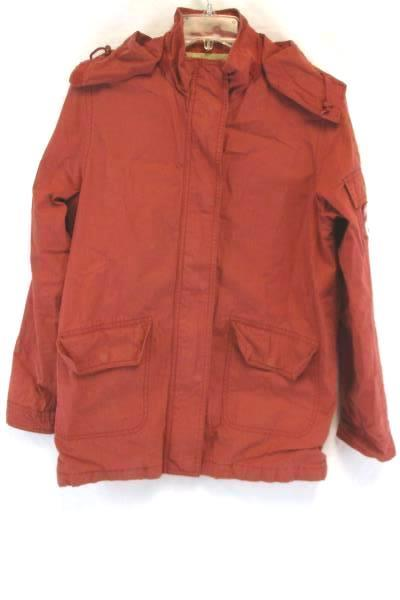 Eddie Bauer Red Standard Issue Approved Women's Jacket Size Small