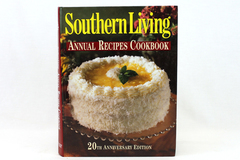 Oxmoor House Southern Living Annual Recipes 20th Anniversary Edition