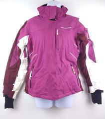 "ORAGE Pink Fully Loaded Ultra Ski Coat H2O Waterproof ""Riders Edge"" Womens SMALL"