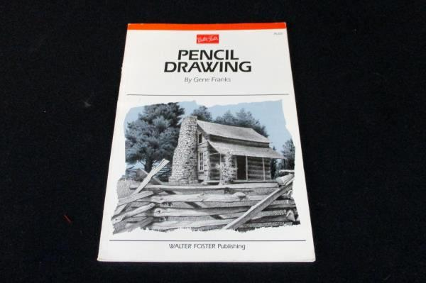 Walter Foster Artist's Library Series: Pencil Drawing by Gene Franks