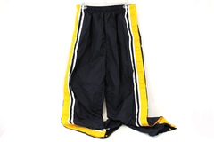 Size Small Holloway Sportswear Water Resistant Warm Up Pants Blue Yellow White