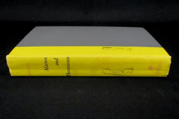 Alarms and Diversions by James Thurber Harper & Bros Hard Cover 1957